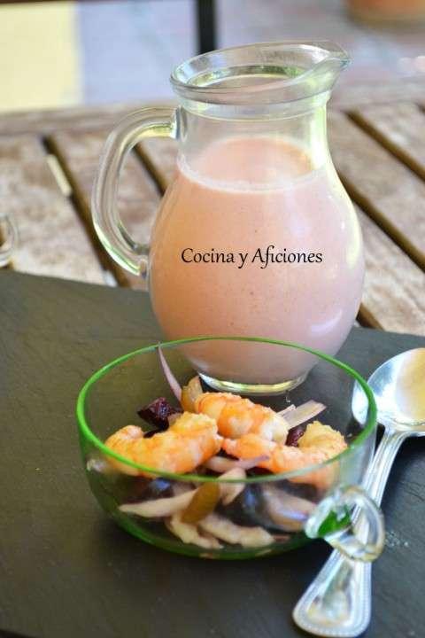 gazpacho de Adria 1