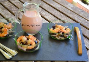 Gazpacho especial de Ferrán Adría, receta paso a paso