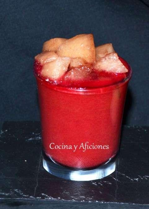 gazpacho de remolacha en vasito ok