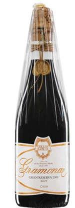Un gran vino por Jesús Flores:  Cava Gramona Celler Batlle Brut Gran Reserva 2001.