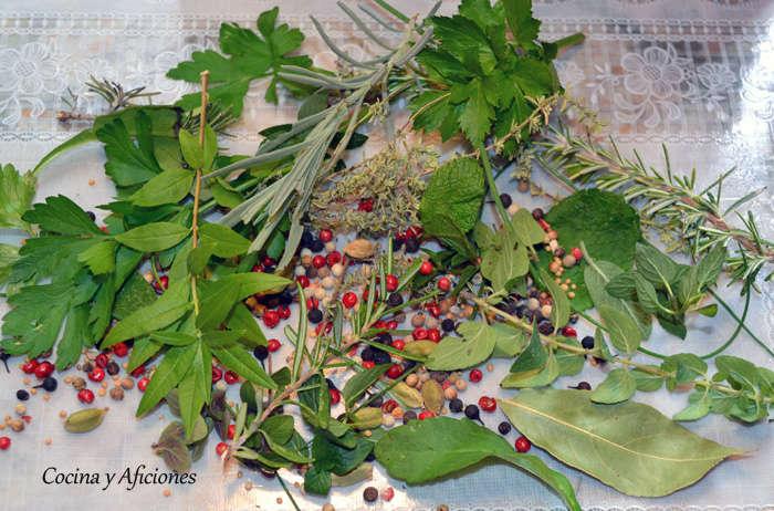 hierbas y especias 66