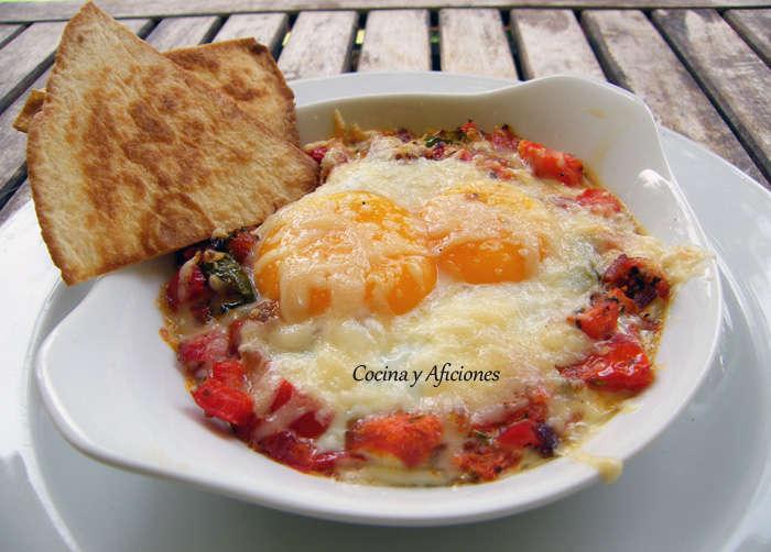 huevos tipo ranchera 1