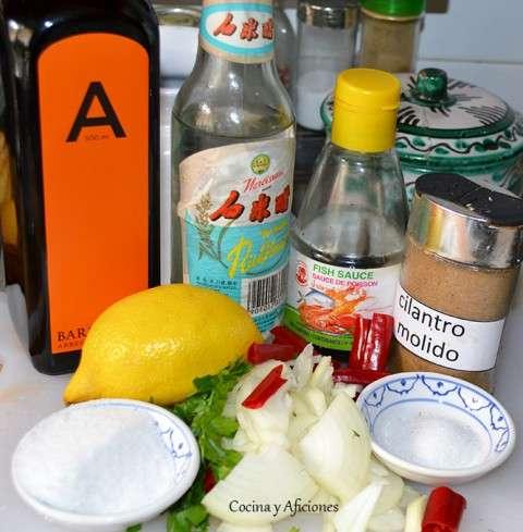 ingredientes salsita