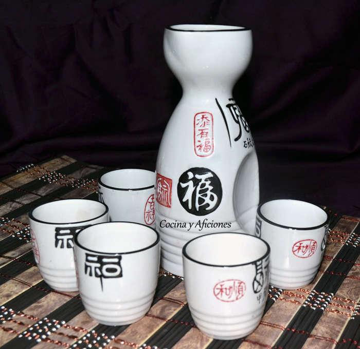 juego de sake