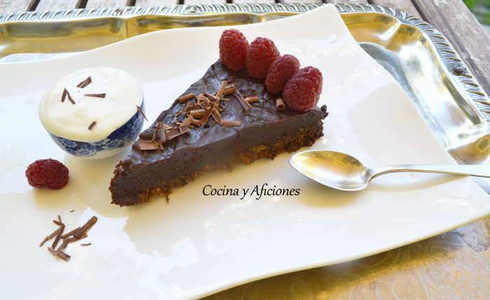 Súper tarta de chocolate, receta paso a paso