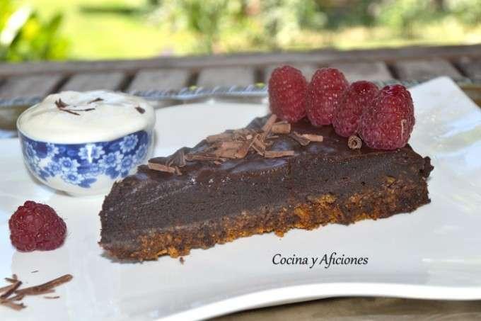 la mejor tarta de chocolate