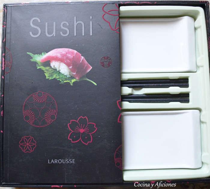 libro sushi 1
