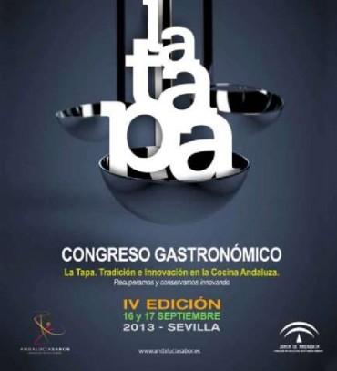 Recetario: La tapa, tradicion e inovacion en la Cocina Andaluza