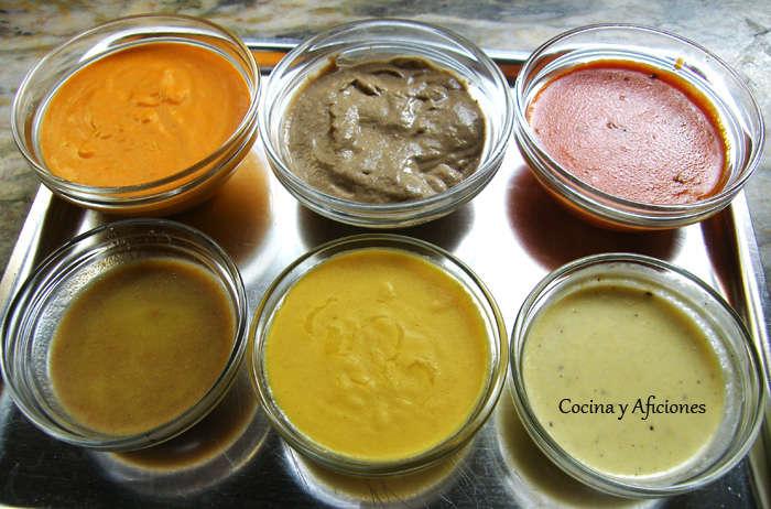 Técnicas de cocina: Mantequillas para preparar canapés