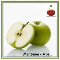 manzanas- Abril- 8
