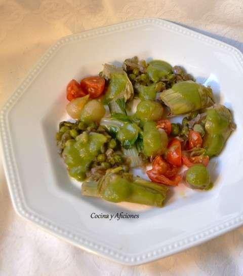 menestra de verduras de elche 2