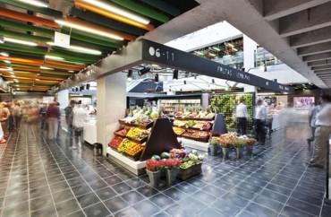 El Mercado de San Antón.