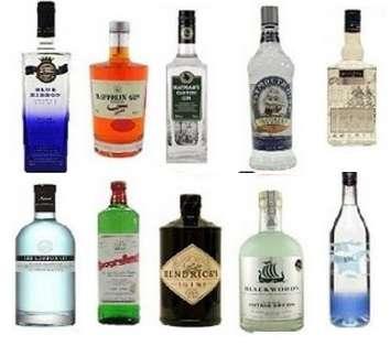 La ginebra: su origen y clases, apuntes.