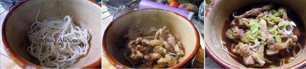 montaje sopa
