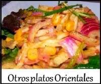 otros platos orientales