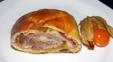 Pan de jamón, receta de mi amiga MaríaTeresa Alemán