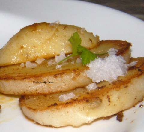 patatas a la plancha