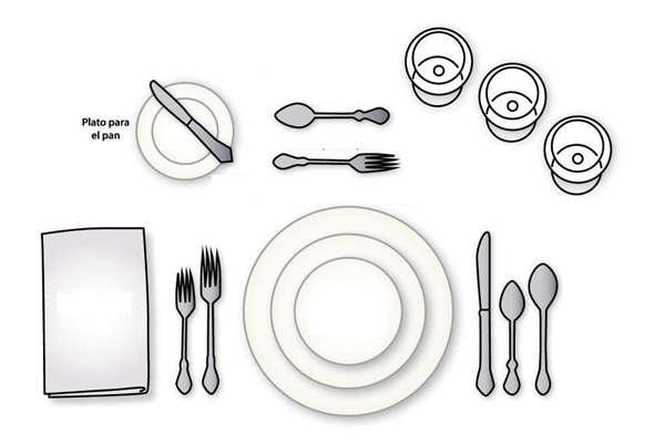Las buenas maneras en la mesa: el pan