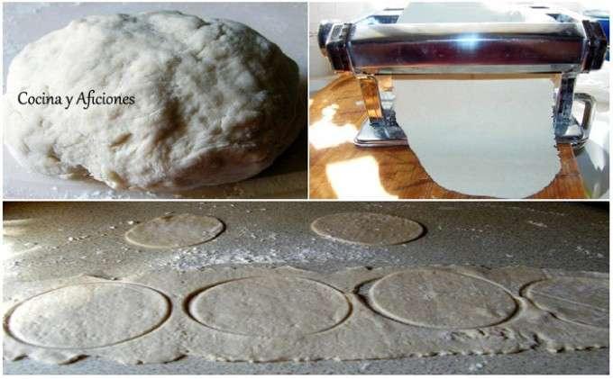 preparar empanadillas