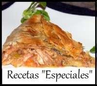 recetas especiales