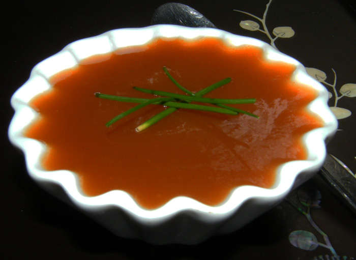 Salsa agridulce al estilo chino, receta paso a paso