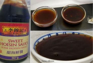 Salsa hoisin, apuntes y recetas de la salsa: casera y tuneada, paso a paso
