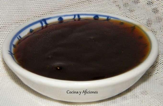 salsa hoisin tuneada