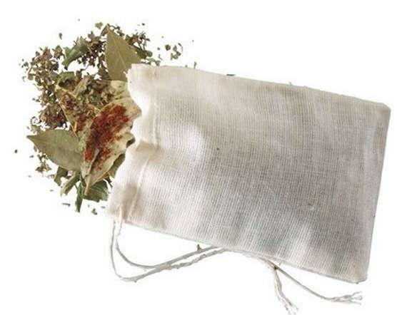 saquito especias y hierbas
