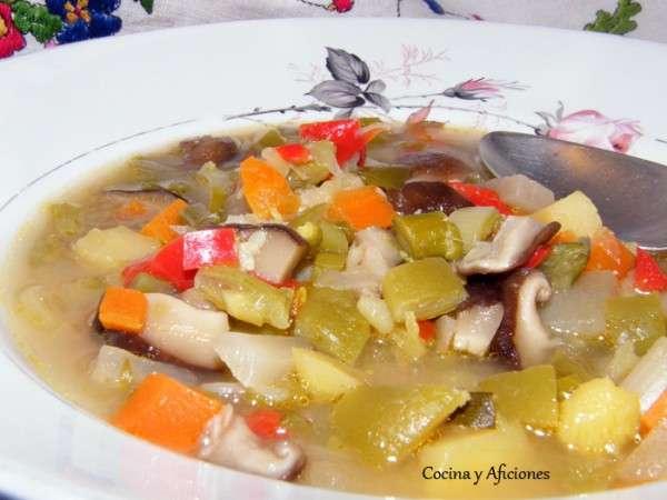 sopa de verduras especial ok