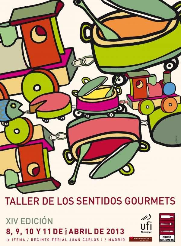 Salón de Gourmets 2013
