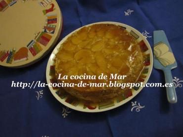 """Tarta de manzana  de mi madre, de la """"Cocina de Mar"""""""