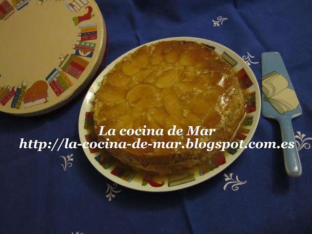 Tarta de manzana  de mi madre, de la «Cocina de Mar»