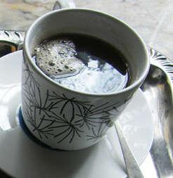 taza té
