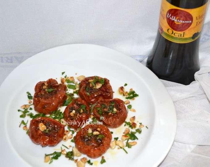 tomates asados con hierbas 2