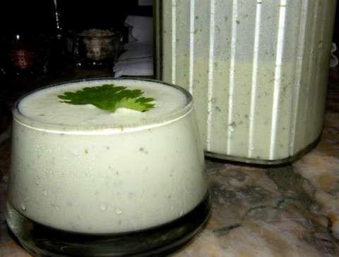 yogur fresco lassi